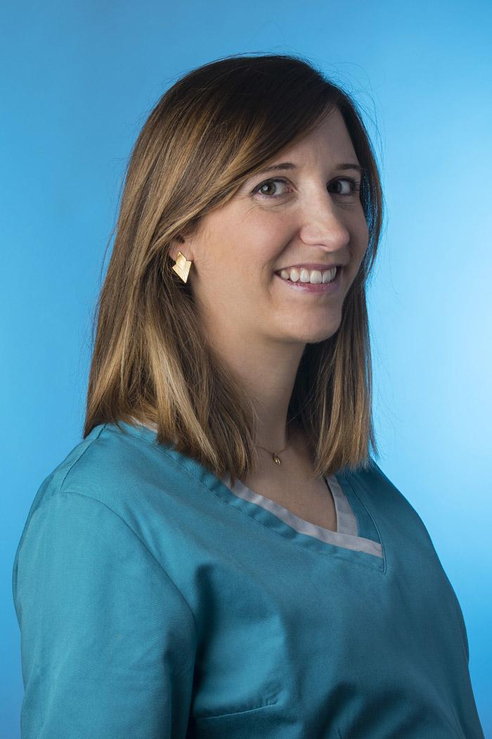 Dr Elisabeth Maury, chirurgien dentiste