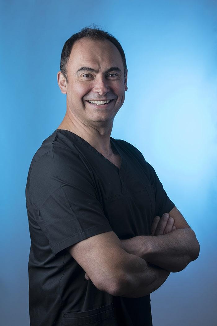 Dr Olivier Morin, chirurgien dentiste